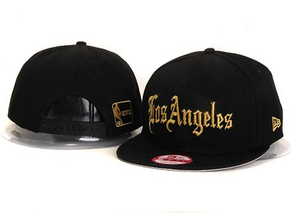 Los Angeles Lakers New Snapback Hat YS E29